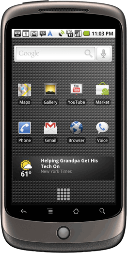 Nexus One by Google